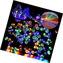 GDEALER Solar String Lights 72feet 200 LED 8 Modes Solar
