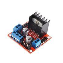 Solu Dual H Bridge DC Stepper Motor Drive Controller Board