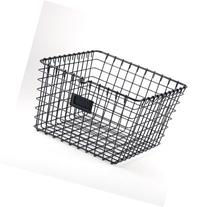 Spectrum Diversified Wire Storage Basket, Medium, Industrial