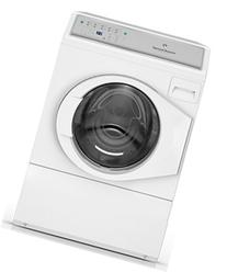 "Speed Queen AFNE9BSW 27"" Front-Load Washer with 3.42 cu. ft"