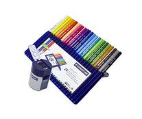 Staedtler Ergo Soft Coloured Pencils Set of 24  + Double