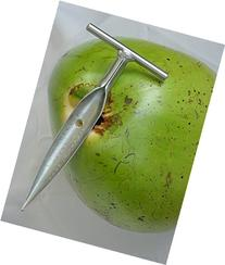 Stainless Steel Coconut Opener by FLORIDA COCONUTS