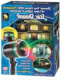 Star Shower - Enjoy Star Projector Laser Lights With Our