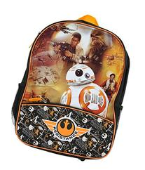 "Star Wars 16"" Backpack Resistance The Force Awakens Episode"