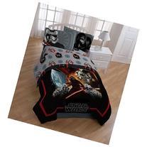 Star Wars Ep7 3 Piece Twin Sheet Set