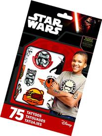 Star Wars Episode 7 Tattoo Bag, Standard