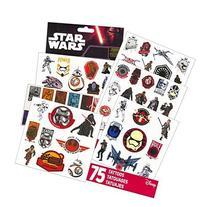 Star Wars Tattoos - 75 Assorted Temporary Tattoos ~ Kylo Ren