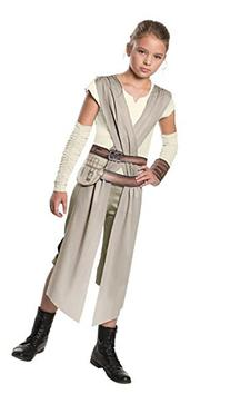 Star Wars: The Force Awakens Child's Rey Costume, Small