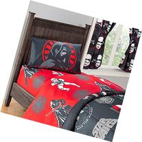Star Wars Twin Sheet Set - 3 Pieces; Flat Sheet, Fitted
