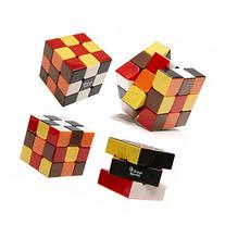 Stickerless Speed Cube, 3x3x3 Ultra-smooth Cube in New,