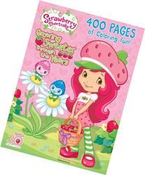 Strawberry Shortcake: : 400 Pages of Coloring Fun