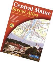 Street Atlas-Central Maine
