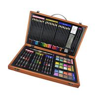 Strokes Art Supplies Deluxe Art Set for Drawing and Painting