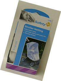 Stroller Netting #01099 Fits Most Strollers, by Safety 1st