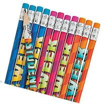 Student of the Week Pencils School Supplies/Stationary/