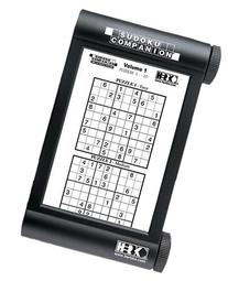Sudoku Companion with 176 Puzzles