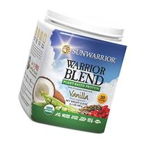 Sunwarrior - Warrior Blend, Raw, Plant-Based Protein,