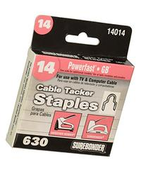 Surebonder 14014   Round Crown Cable Tacker Staple, Fits up