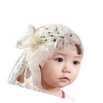 Susenstone Baby Girl Kids Lace Flower Headband