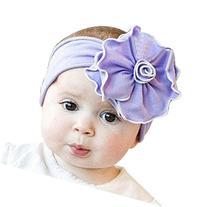 Susenstone®Lovely Unusal Cotton Girls Baby Flower Headband