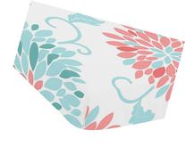 Sweet Jojo Designs Fitted Crib Sheet for Modern Emma Baby/