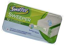 Swiffer Products - Swiffer - Wet Refill System, Cloth, 12/