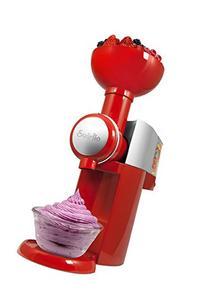 Swirlio Frozen Fruit Dessert Maker with Topping Dispenser-