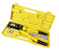 TMS 16 Ton Hydraulic Wire Battery Cable Lug Terminal Crimper