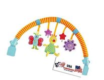 Taf Toys Musical Arch 'n Touch for Baby Stroller, Pram,