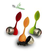 Tea Infuser Set of 3, Steeper Strainer Silicone and
