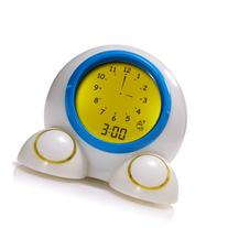 Teach Me Time! Talking Alarm Clock & Night-Light