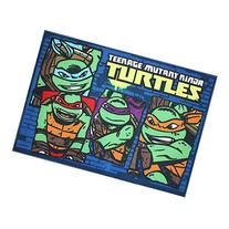 Teenage Mutant Ninja Turtles Area Rug