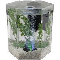 Tetra Bubbling LED Kit - 1 Gallon Hex
