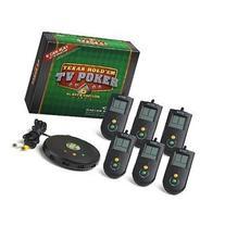 Texas Hold 'Em TV Poker, 6 Player Edition