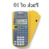 Texas Instruments - TI-30XS MultiView TK-Yellow