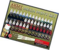 The Army Painter: Miniature Painting Kit, Mega Paint Set II