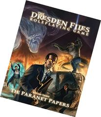 The Dresden Files The Paranet Papers  Roleplaying Game