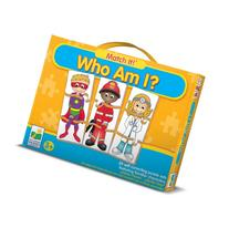 The Learning Journey Match It! Who Am I