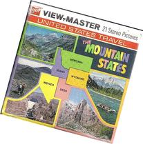 The Mountain States 3d View-Master 3 Reel Packet