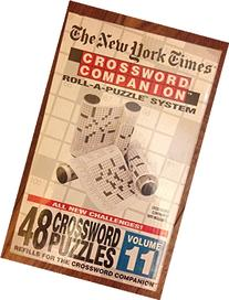 The New York Times Crossword Companion Roll-A-Puzzle System