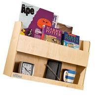 The Original Wooden Bunk Bed Shelf and Bedside Storage for