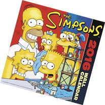 The Simpsons 2016 Calendar