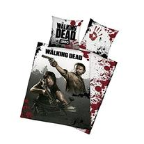 The Walking Dead Single/US Twin Reversible Duvet Cover Set