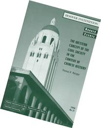The Western Concept of the Civil Society in the Context of