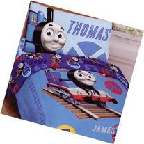 Thomas Train Railroad Crossing Toddler Bedding Set