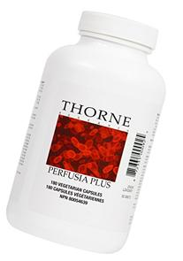Thorne Research - Perfusia Plus - Sustained-Release L-