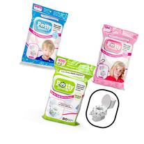 Toilet Seat Covers- Disposable XL Potty Seat Covers,