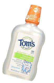 Tom's of Maine - Children's Natural Fluoride Rinse