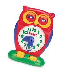 Tomy Tic - Tock Answer Clock