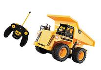 Top Race TR-112 5 Channel Fully Functional RC Dump Truck